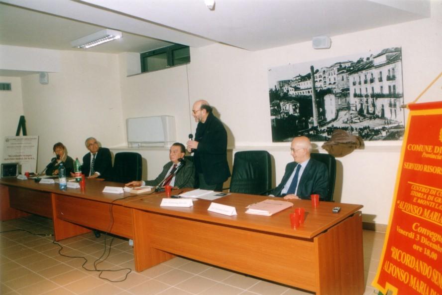 I Convegno di Antropologia